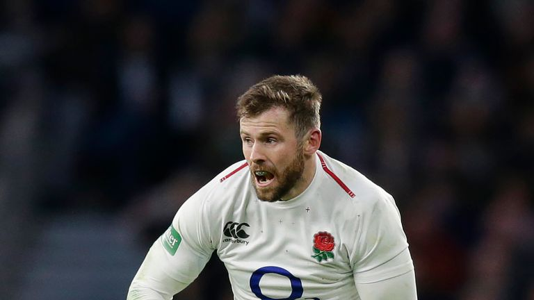 Elliot Daly has started England's last seven Tests at full-back