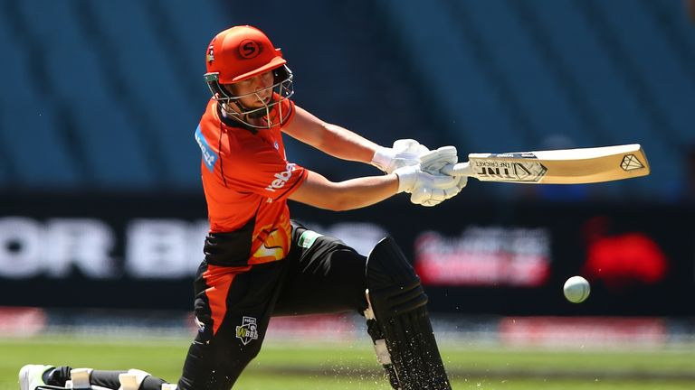 Villani scored 535 runs, and five half-centuries, in 16 innings for Perth Scorchers in the 2017 WBBL