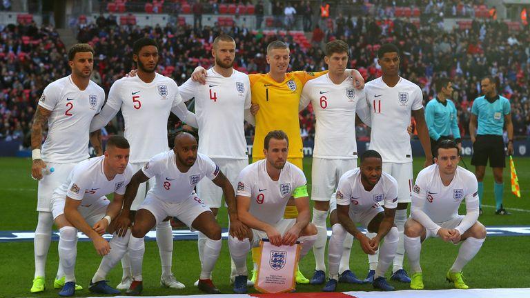 England S Euro 2020 Qualifier Dates Football News Sky Sports