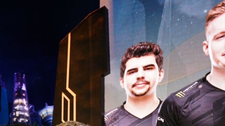Bwipo believes he is on the same playing field as world's best (Picture Courtesy of Fnatic)