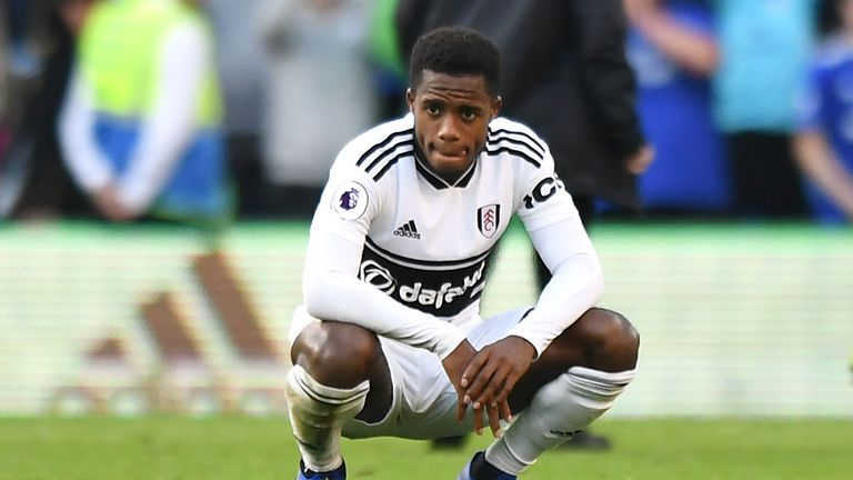 Ryan Sessegnon has struggled to replicate his form from last season