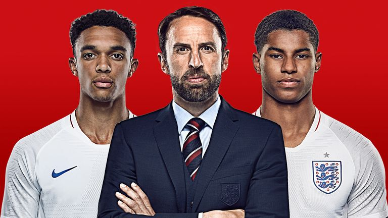 Who will be in Gareth Southgate's squad for the Nations League finals?