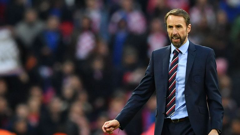 Gareth Southgate's side could be in a group along with Germany
