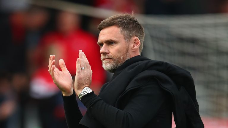Graham Alexander has led Salford to second in the National League