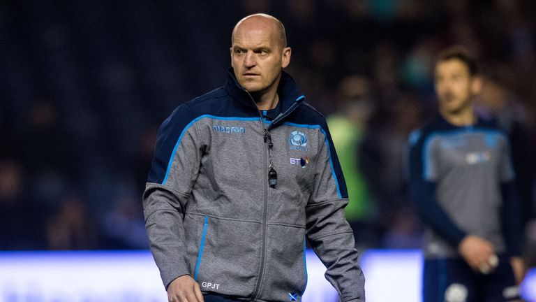 Scotland head coach Gregor Townsend has made a number of key changes for the Test against Argentina