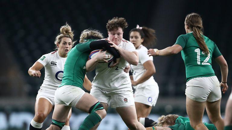 England 37 - 15 Ireland Women - Match Report   Highlights 939b964b2