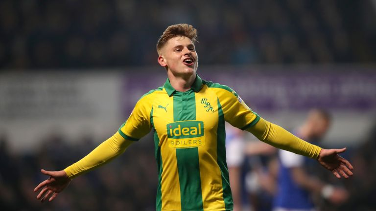 Harvey Barnes impressed on loan at Championship West Brom earlier this season.