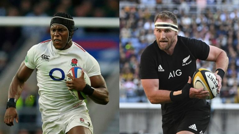 Will Maro Itoje and England pull off a surprise victory over Kieran Read and co?