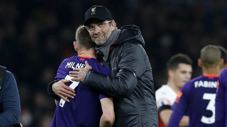 Jurgen Klopp is yet to win a trophy as Liverpool manager