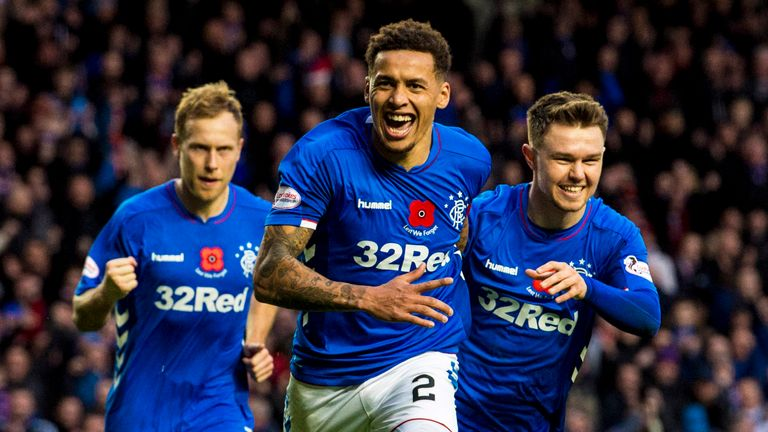 Rangers beat Motherwell 7-1 last time out in the Scottish Premiership