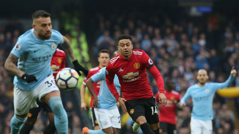 Manchester Is Blue: City rolls past United