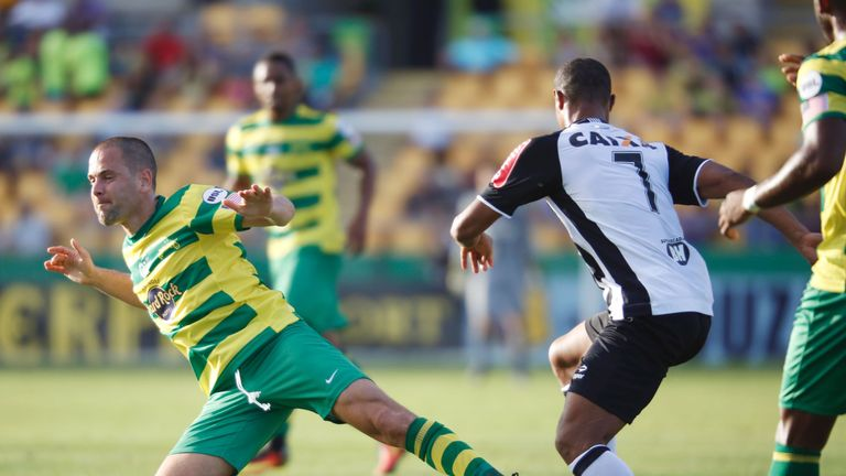 Cole ended his career in the USA with Tampa Bay Rowdies