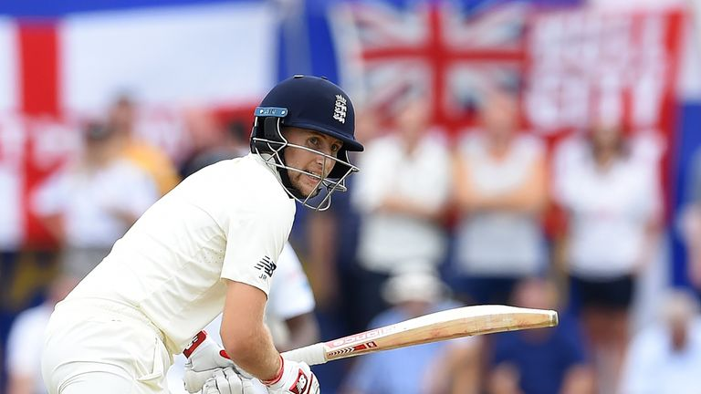 Joe Root captained England to a series whitewash in Sri Lanka in 2018