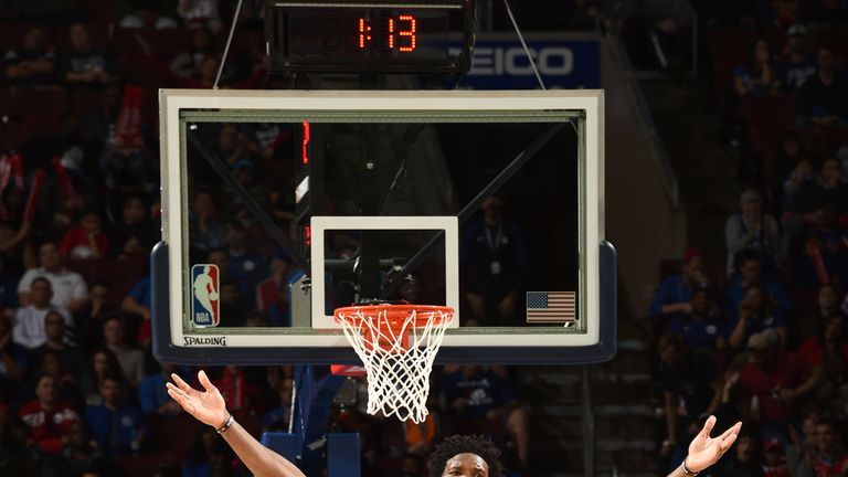 a18d57e1a70 Indiana Pacers put winning streak on the line with trip to Philadelphia  76ers
