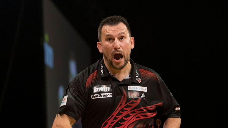 Jonny Clayton won his third PDC title almost a year to the day since he won his second