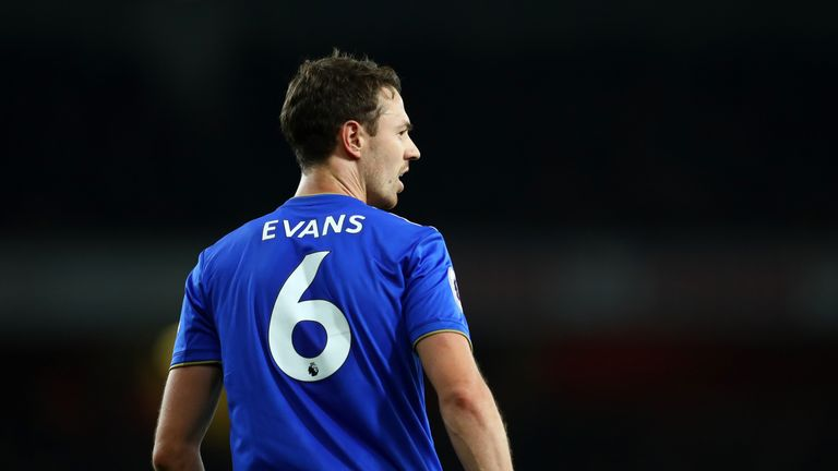 Evans hopes the club can start to move forward