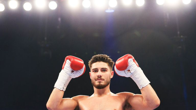 Josh Kelly also features on the Kell Brook bill