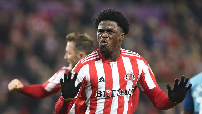 Josh Maja scored as Sunderland beat Barnsley