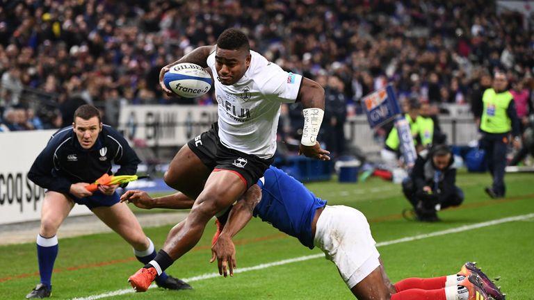 Fiji beat France to claim historic victory