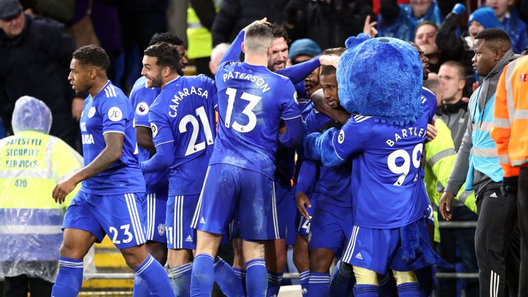 Cardiff are Merse's pick as team of the year