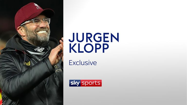 cf7257cf4 Jurgen Klopp has called on his Liverpool players to take the opportunity to  return to the top of the Premier League table when they take on Fulham