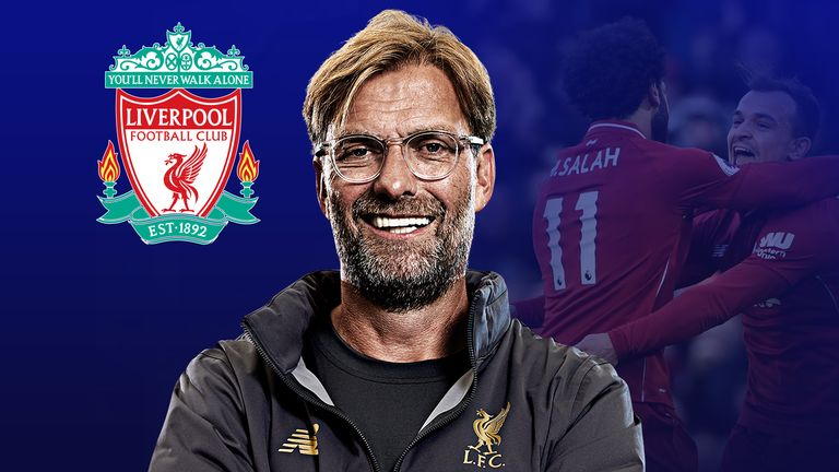 Jurgen Klopp's Liverpool have made changes to their approach this season