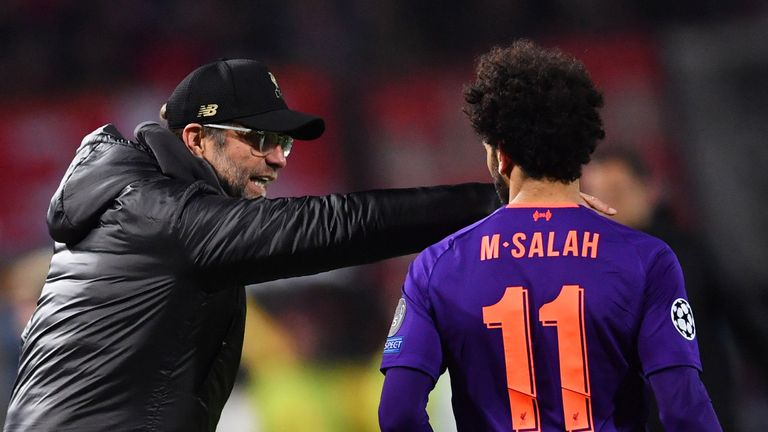 Liverpool suffered third-successive away defeat in the Champions League for the very first time.