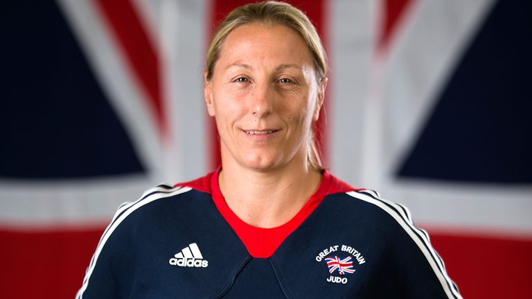 Kate Howey MBE competed at four Olympic Games and is now head coach of Great Britain judo