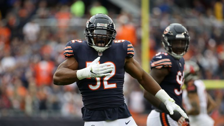 b4d2cf9dbb Khalil Mack has single-handedly taken over games for Chicago this season