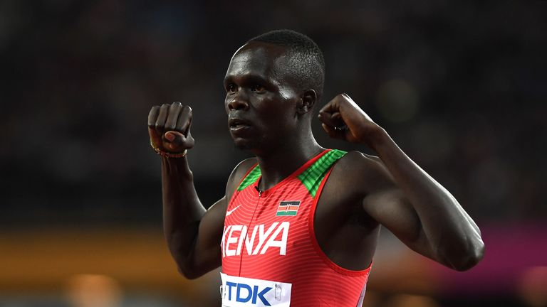 Kipyegon Bett Has Been Banned For Four Years