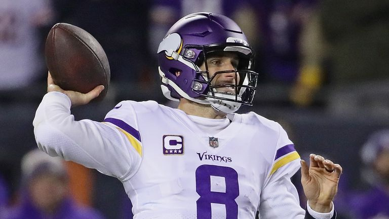 Can the Vikings pull off a shock win in Seattle?