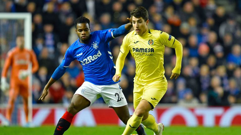 Rangers were held to a goalless draw by Villarreal on Thursday