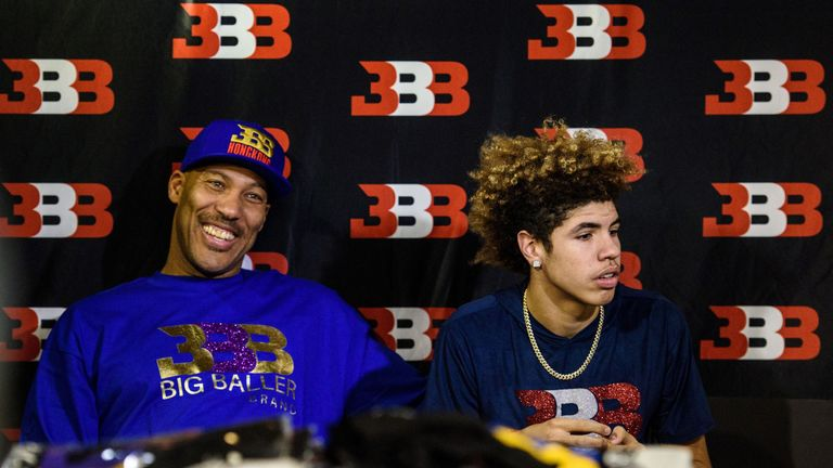 LaVar Ball says he could coach the LA Lakers to NBA title