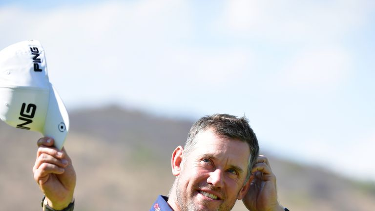 Westwood happy to be back in Sun City