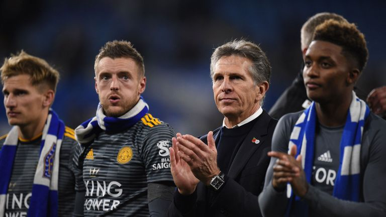 Puel's side will face Manchester City in the quarter-finals if they beat Southampton