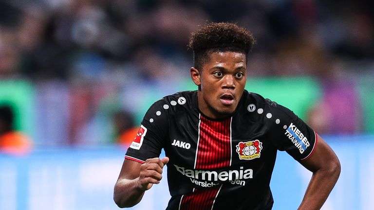 Leon Bailey will not leave Bayer Leverkusen in January