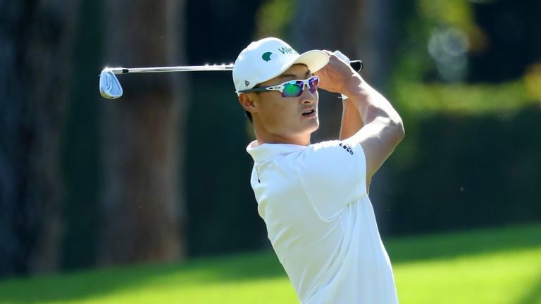 Caddie's error accidentally screws Li Haotong out of $100K
