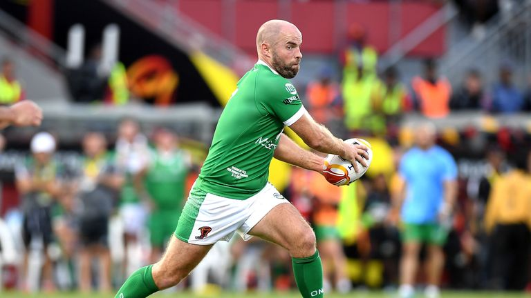 Liam Finn is retiring from international rugby league to focus on his club career