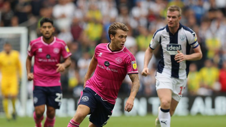 Luke Freeman has committed to QPR until 2021