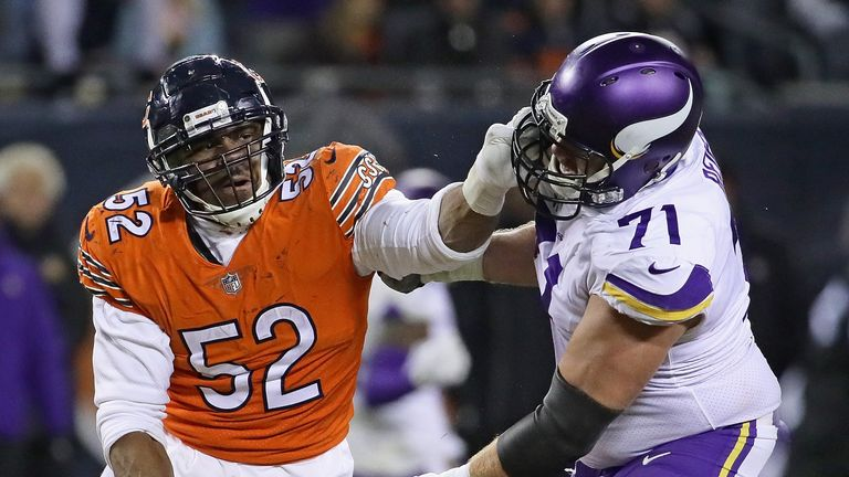 Despite giving up two first-round picks, Chicago's acquisition of Khalil Mack appears to be a bargain