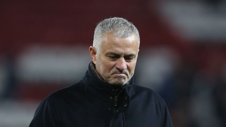 Jose Mourinho's Manchester United injury woes ahead of Arsenal game | Football News |