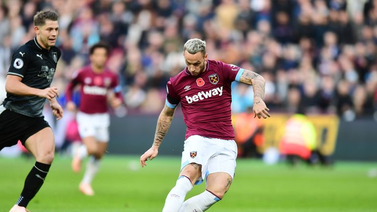 Arnautovic must manage his knee after games to stay fit