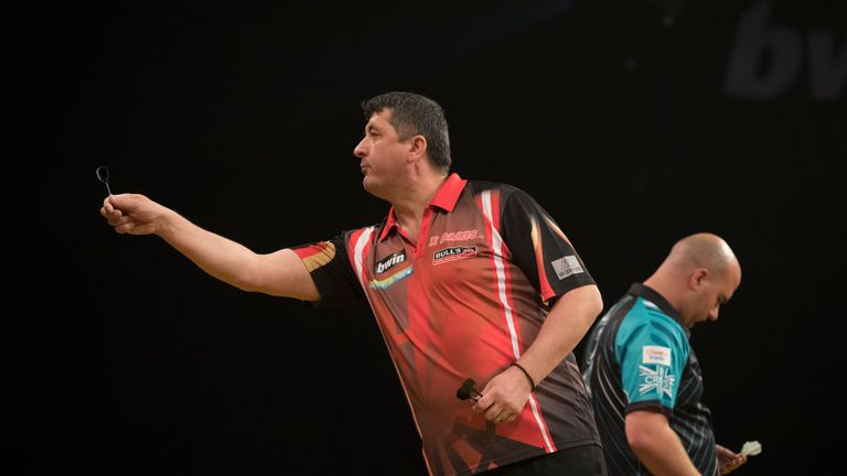 This year's draw has thrown up a thrilling first round clash between the world No 2 and the world No 9