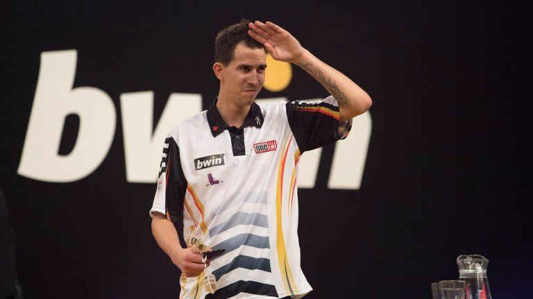 Michael Unterbuchner is the first German to reach the Grand Slam quarter-finals