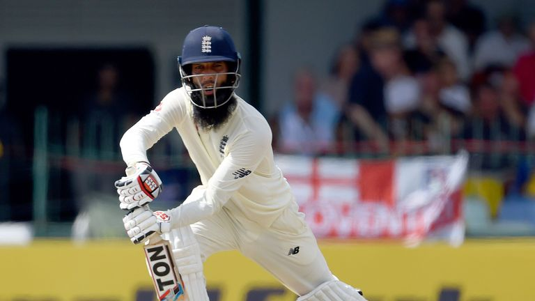 Moeen says it is tough moving up and down the batting order