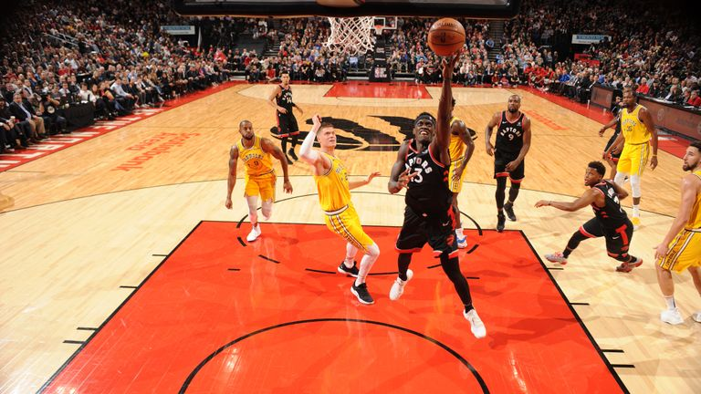 Kevin Durant scored 51 points in Golden State Warriors' loss to to Toronto Raptors | NBA News |