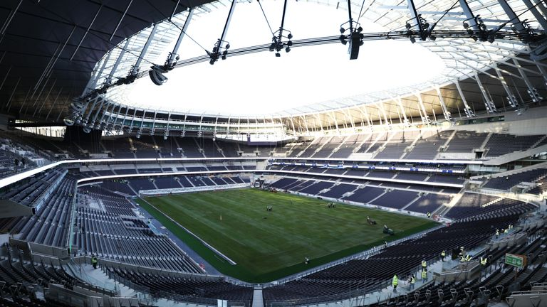 Tottenham confirm first fan 'familiarisation event' at new stadium on December 16 | Football News |