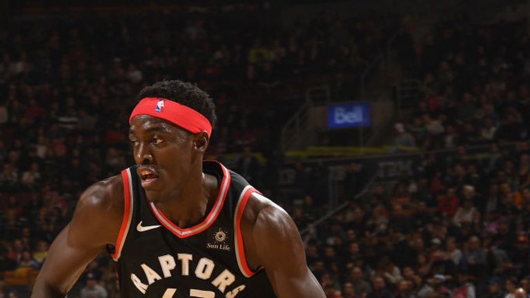 Pascal Siakam starred as Toronto maintained their super start to the season