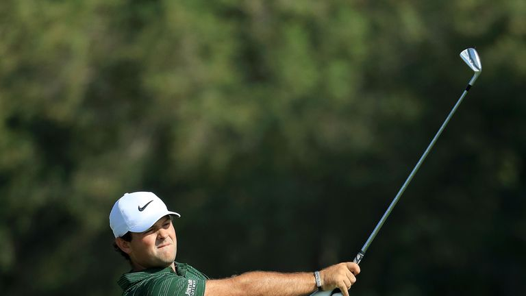 Patrick Reed birdied the last to share second place with Matt Wallace