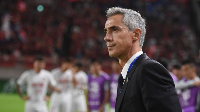 Paulo Sousa has been linked with Southampton